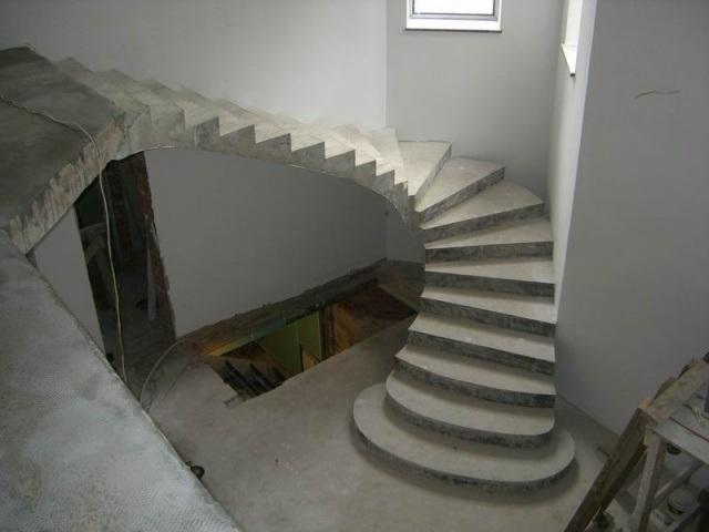 Изготовление лестниц бетона плотность керамзитобетона по маркам