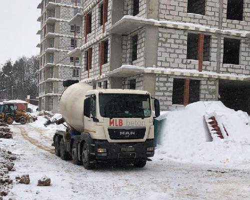 Заказ бетона в московскую область бетон в30 пропорции
